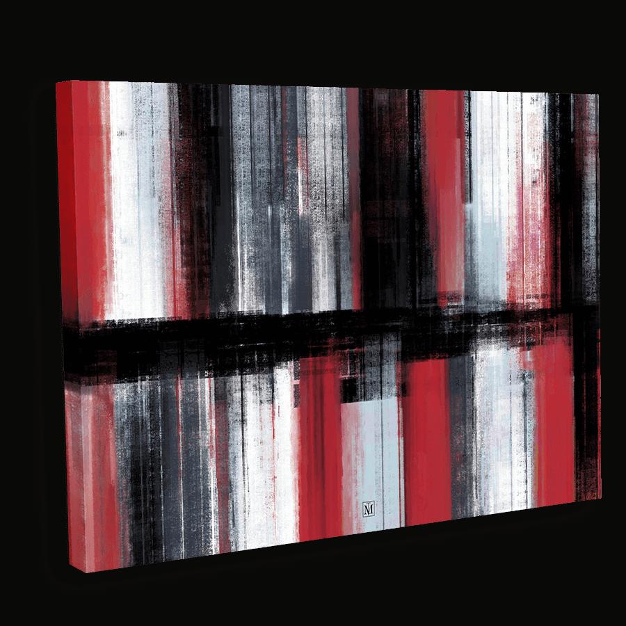 Abstrakte Kunst auf Leinwand kaufen